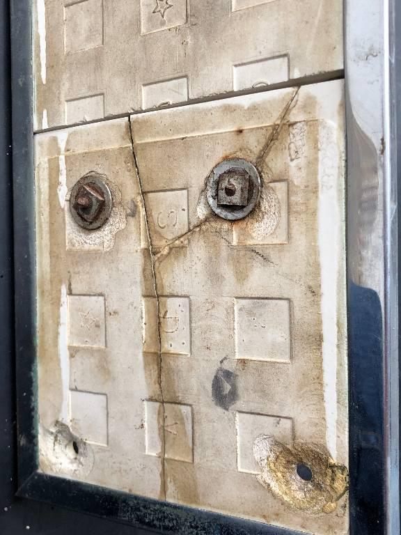 ANCIEN MOULIN A CAFÉ MURAL deco vintage | Puces Privées