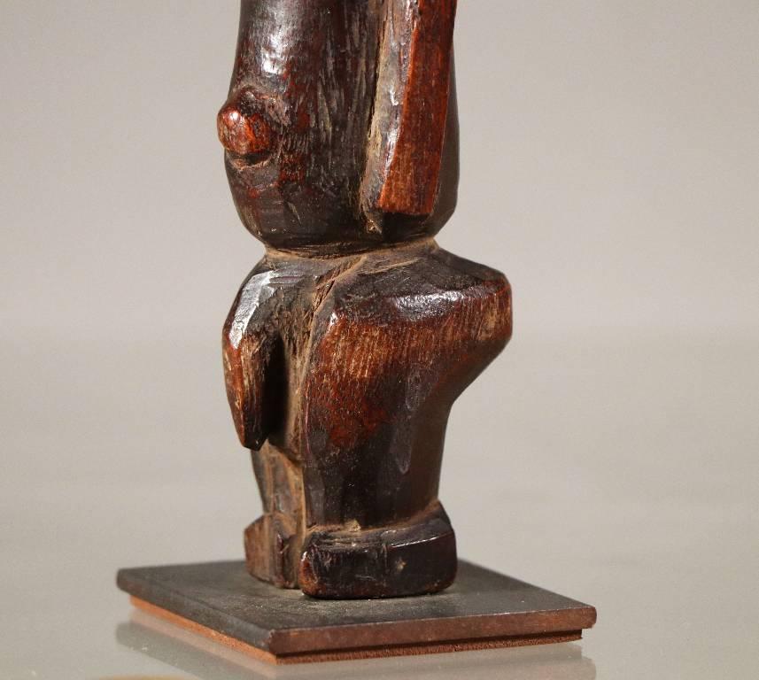 Ancienne statuette Africaine | Puces Privées