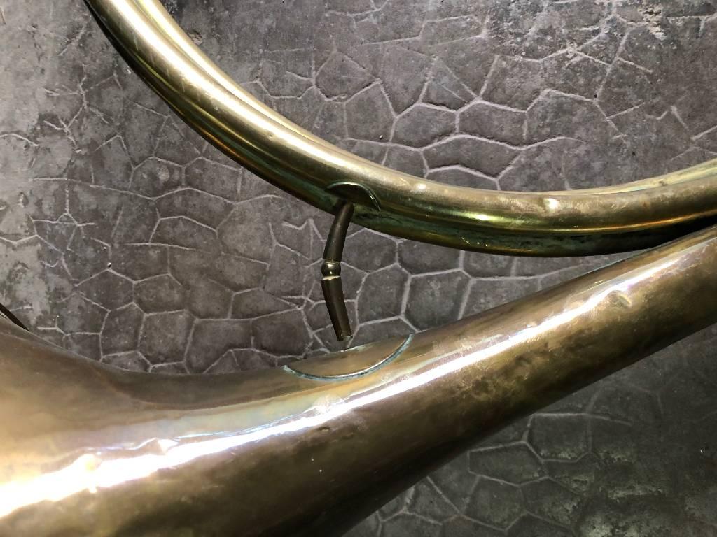 ANCIEN COR DE CHASSE PAUL BEUSCHER A PARIS | Puces Privées