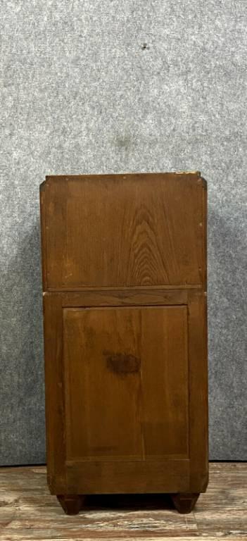 Majorelle  rare meuble d'apparat époque Art Nouveau en acajou estampillé au fer   Puces Privées