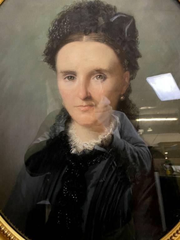 Ana Coquet-Collignon illustre peintre exposée au Musée des Beaux Arts de Genève   Puces Privées