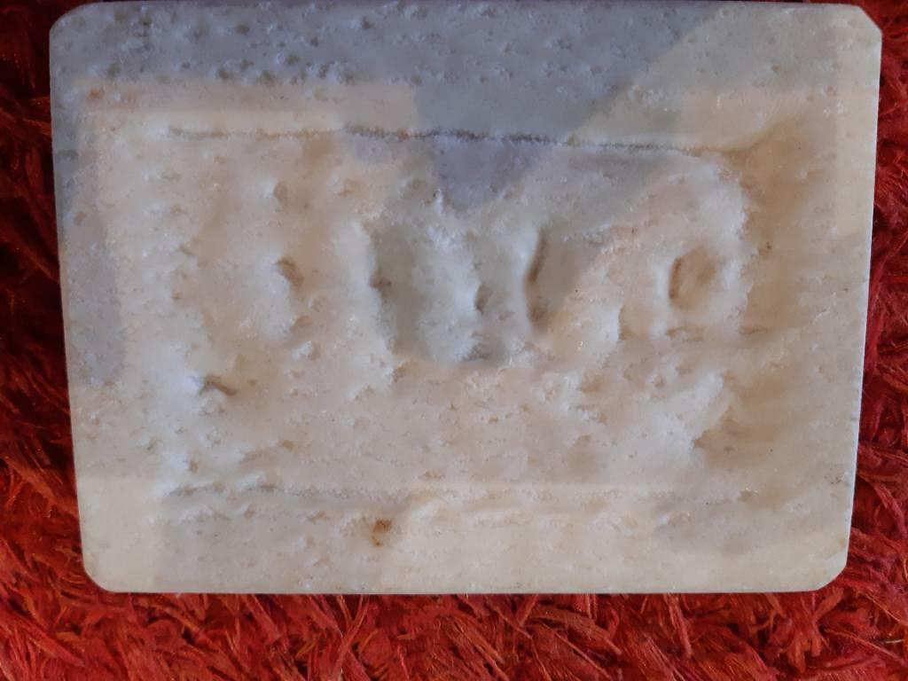 Plaque décorative pierre   Puces Privées