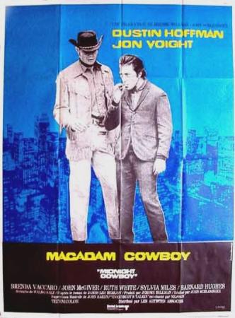 affiche cinéma Macadam cowoy, Affiches anciennes (cinéma, theâtre, publicitaire), Image | Puces Privées
