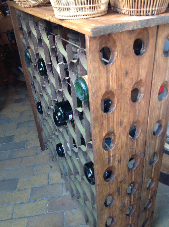 Cage à vin | Puces Privées