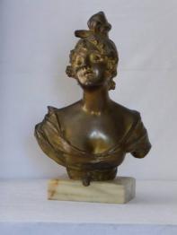 Sculpture en bronze | Puces Privées