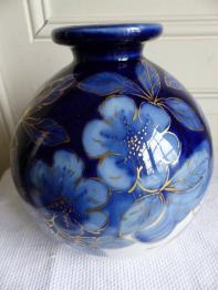 Vase en céramique de Thoune - suisse 1880 | Puces Privées