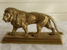 No - 27 - Bronze animalier - le coq par Moigniez | Puces Privées