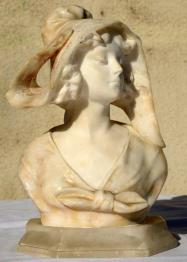 Sculpture marbre et sculpture pierre