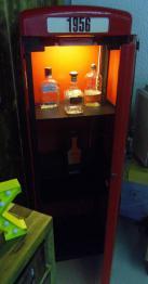Meuble bar ancien