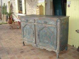 Meuble buffet vintage