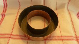 No - 378 - Moule à gâteau en cuivre  XIXème siècle | Puces Privées