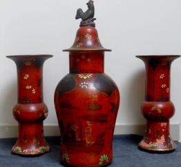 Vase Gien | Puces Privées