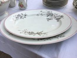 Service de table vintage