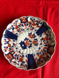 No - 277 - Belle soupière en porcelaine de Limoges Bernardaud   Puces Privées