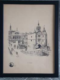 Brocante 75, vitrine Isabelle Neyraud, brocante Paris | Puces Privées