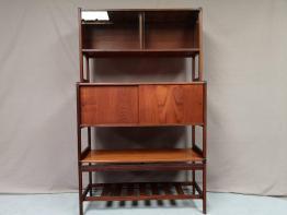 Meuble bibliothèque vintage