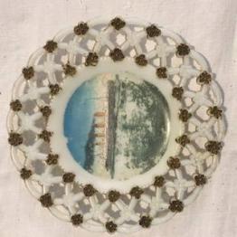 Brocante 22, vitrine Galerie du Pont Cristelle Adnot, brocante Cotes-d'Armor | Puces Privées