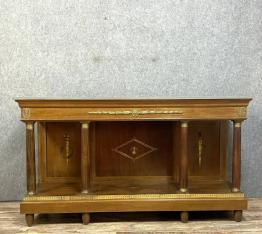 Meuble console ancienne vintage