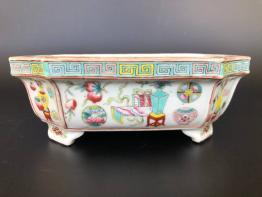 Porcelaine asiatique et porcelaine de Chine