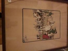Brocante 02, vitrine Vitrine de CHRISTINE SCHLECK, brocante Aisne | Puces Privées