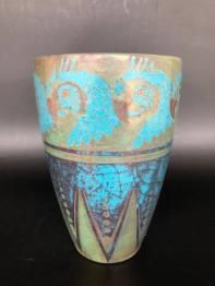 Lot de 7 céramiques Vallauris | Puces Privées