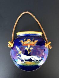 No - 180 -  Lampe Berger Camille Tharaud Limoges France  1963 - 1966 ., Céramiques, faïence anciennes, Arts décoratifs | Puces Privées