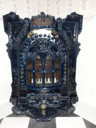 Brocante , vitrine Vitrine de daniele haverland, brocante | Puces Privées