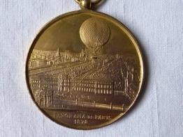 No - 44 -  Médaille prix Nobel 1912 en bronze ., Numismatique, Collections | Puces Privées