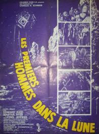affiche cinéma Le monstre est parmis nous, Affiches anciennes (cinéma, theâtre, publicitaire), Image | Puces Privées
