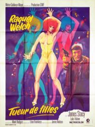 affiche cinéma originale de 1970.les envahisseurs de l'espace | Puces Privées