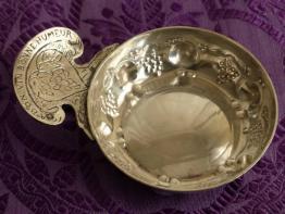 No - 370 - Ciseau à champagne coupe muselet argent et métal doré | Puces Privées