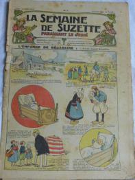 No - 185 -  La Semaine de Suzette  1914  -  30 numéros, Jeunesse, Livres | Puces Privées