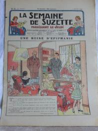 No - 189 -  La Semaine de Suzette 1934 - 1935 - 1936 . Total- 24 numéros, Jeunesse, Livres | Puces Privées
