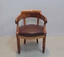 Paire de petits fauteuils de boudoirs très déco | Puces Privées