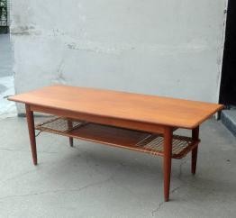 Série de tables gigognes 1970, Tables basses, Mobilier | Puces Privées