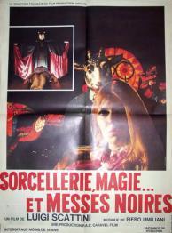 affiche cinéma Nuits Andalouses, Affiches anciennes (cinéma, theâtre, publicitaire), Image | Puces Privées