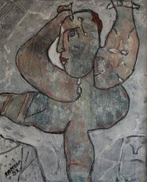 Brocante 75, vitrine Eric de Montbel, brocante Paris | Puces Privées