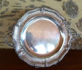 Brocante 35, vitrine Argenterie Ancienne Lancelot, brocante Ille-et-Vilaine | Puces Privées