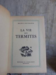 Livre ancien (1900 à 1960)
