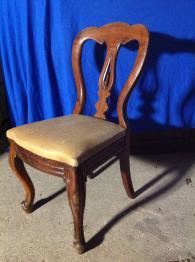 Ancien banc d'écolier bois et métal, Chaises - tabourets, Sièges | Puces Privées