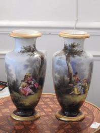 porcelaine JAMMET SEIGNOLLES LIMOGES FRANCE | Puces Privées
