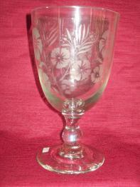 No - 306 - Seau à champagne Artisanat de Lorraine ,cristal taillé main | Puces Privées