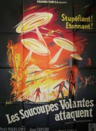 Brocante 30, vitrine Affiches de cinéma anciennes (années 30 - 80), brocante Gard | Puces Privées