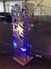 Brocante 44, vitrine Recyclage Design Réanimateur d'objets, brocante Loire-Atlantique | Puces Privées