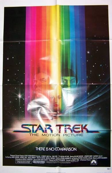 affiche cinéma Star Trek, Affiches anciennes (cinéma, theâtre, publicitaire), Image   Puces Privées