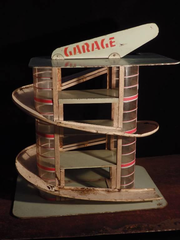 Garage en tôle Charlys, Autres, Jeux anciens | Puces Privées
