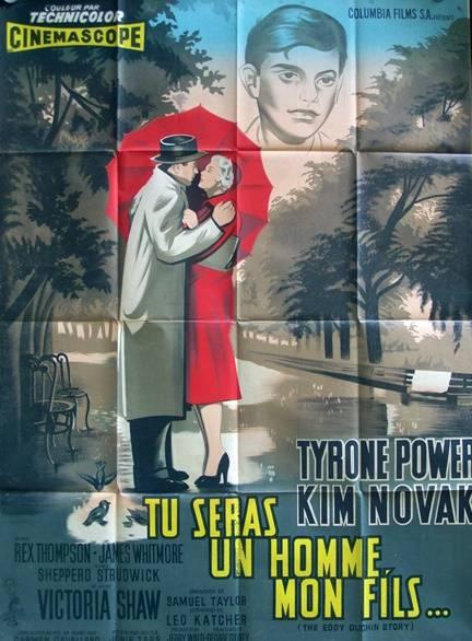 affiche cinéma Tu seras un homme mon fils, Affiches anciennes (cinéma, theâtre, publicitaire), Image | Puces Privées