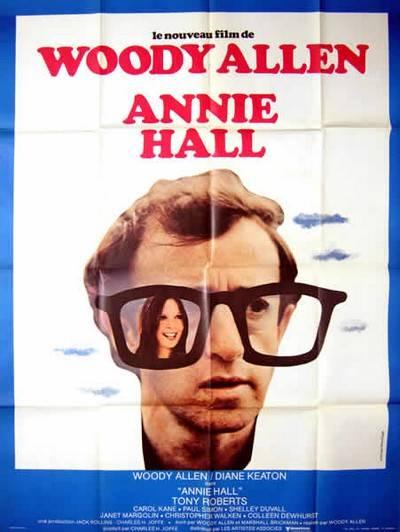 affiche cinéma Annie Hall, Affiches anciennes (cinéma, theâtre, publicitaire), Image   Puces Privées