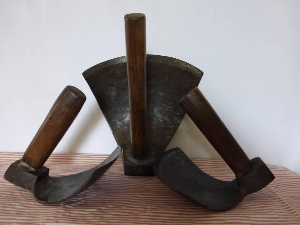 No - 109 -  Herminettes de tonnelier ., Art populaire, Collections | Puces Privées