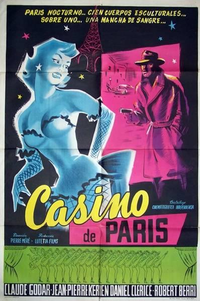 affiche cinéma Casino de Paris,Crime au concert Mayol, Affiches anciennes (cinéma, theâtre, publicitaire), Image | Puces Privées